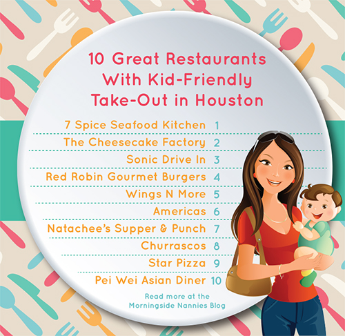 Kidfriendlyrestaurants Houston