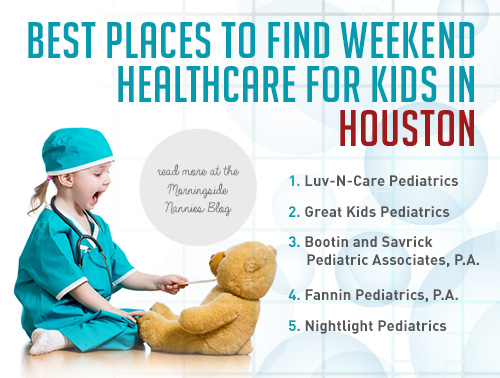 weekendkidsERcarehouston