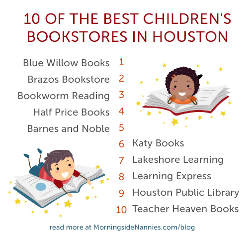 10-of-the-Best-Children's-Bookstores-in-Houston