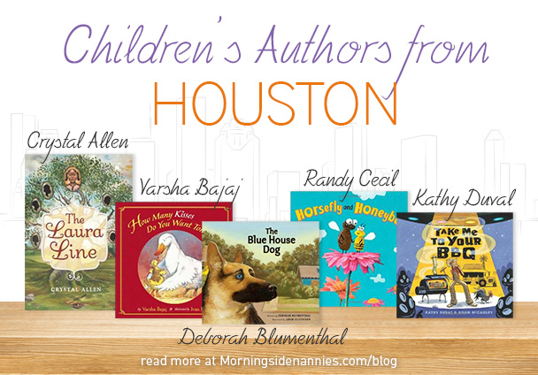 Childrens-Authors-from-Houston