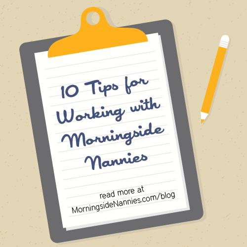 10-Tips-for-Working-with-Morningside-Nannies