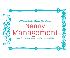 nanny management
